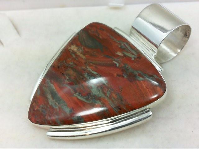 Silver Pendant 925 Silver 38.1g