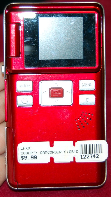 COLORPIX Camcorder LW-DV314FR