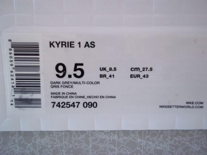 NIKE KYRIE 1 AS ALL STAR