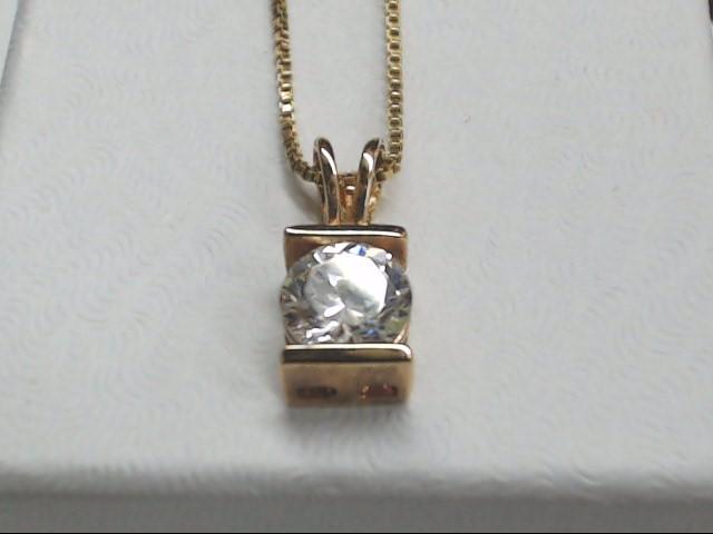"18.5"" Silver Chain 925 Silver 3.4g"