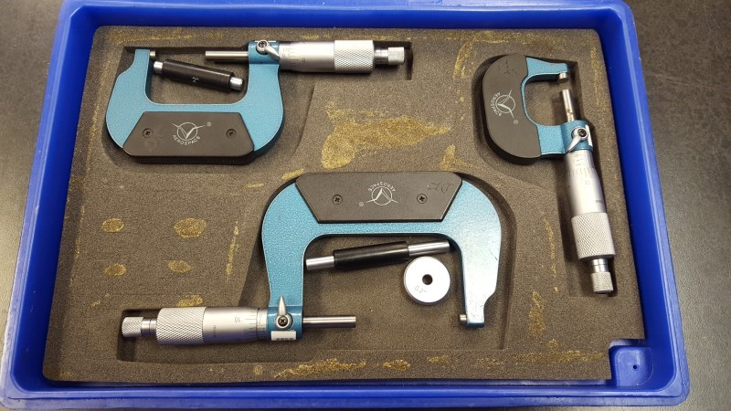 AEROSPACE Micrometer OUTSIDE MICROMETER