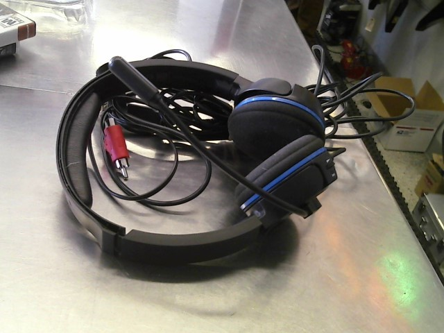 TURTLE BEACH PLA HEADSET