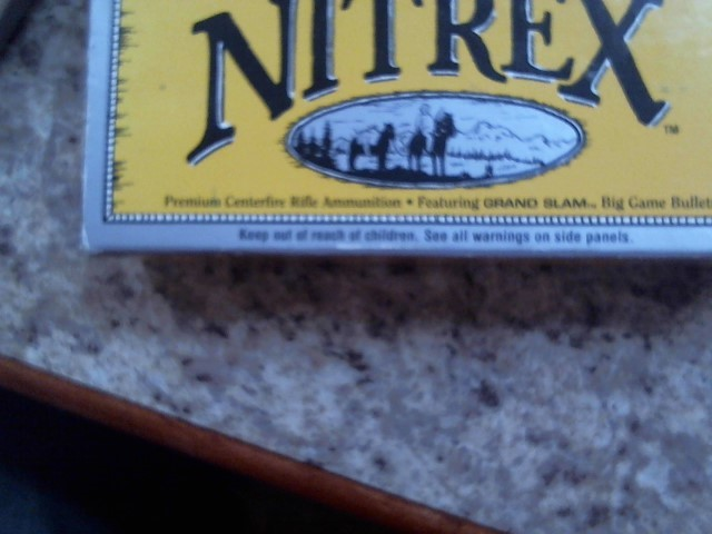 SPEER Ammunition NITREX 308 WIN. 165 GR GRAND SLAM