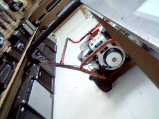 BILLY GOAT BLOWER 8HP QB880ICPN