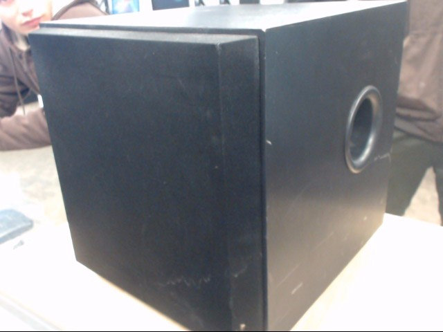 YAMAHA Speakers/Subwoofer SW-P3600 BL
