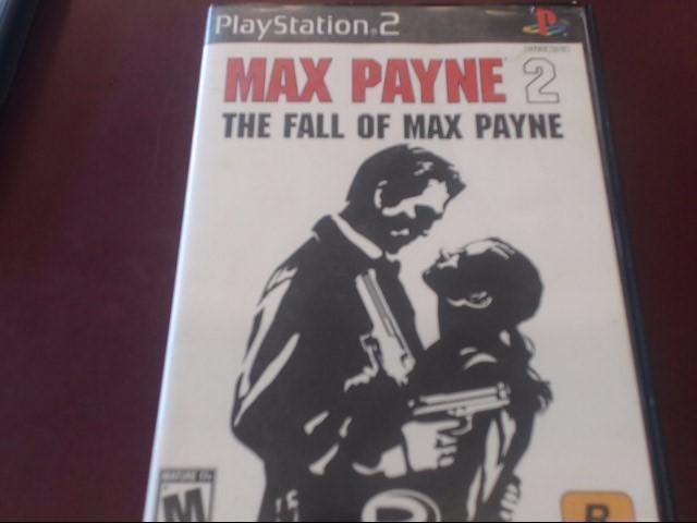 SONY PS2 MAX PAYNE 2