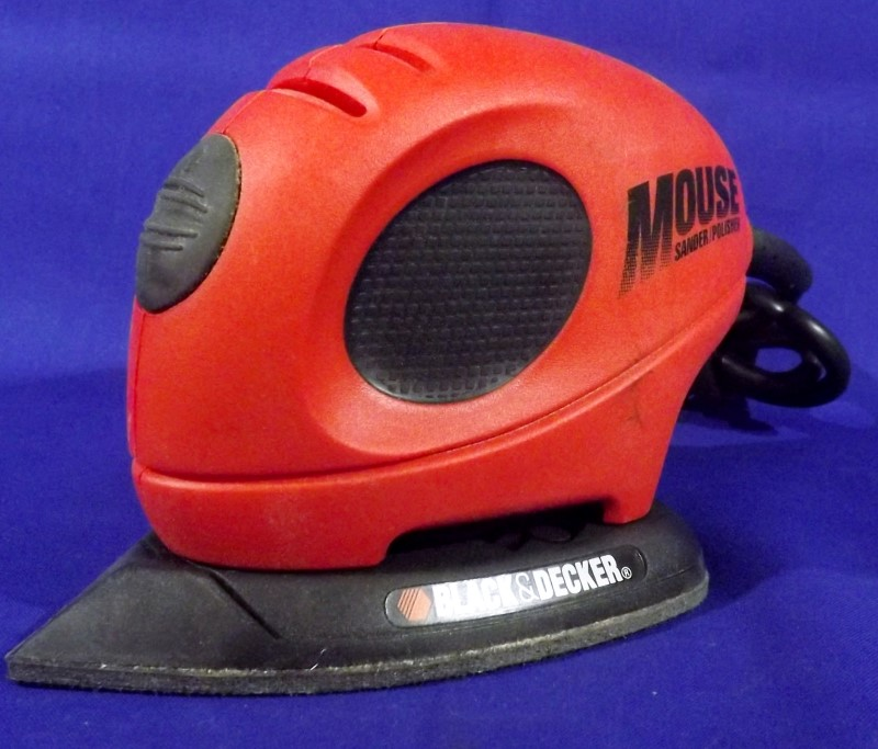 BLACK & DECKER THE MOUSE MS500