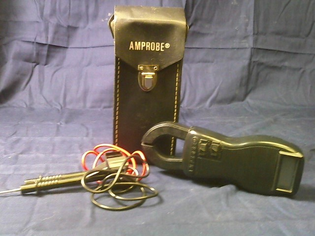 AMPROBE ACD-8A DIGITAL CLAMP ON