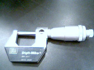 DIGIT-MIKE Micrometer 599-10-1