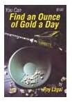 """Jobe 1543800 Garrett """"Find 1 oz of Gold a Day"""" Book"""