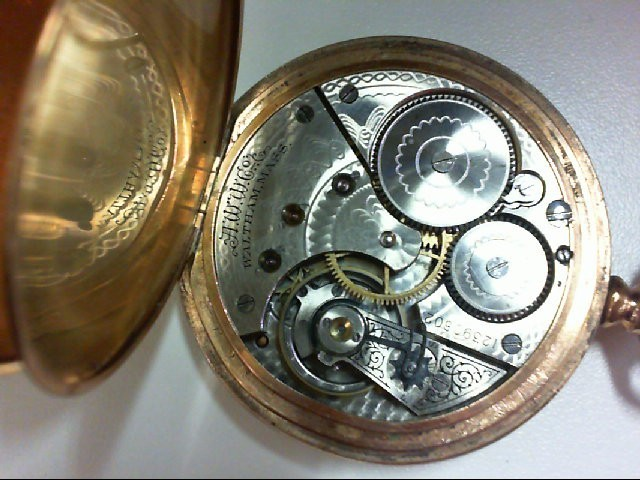 Antique WALTHAM Pocket Watch POCKET