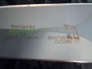 JOSE NEGRON Combat Knife NEGRON KNIFE
