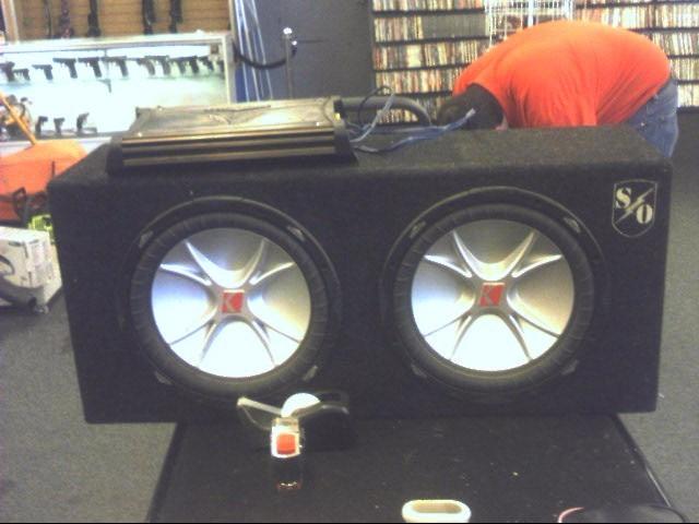 KICKER Car Speakers/Speaker System CVR 12 SPEAKERS