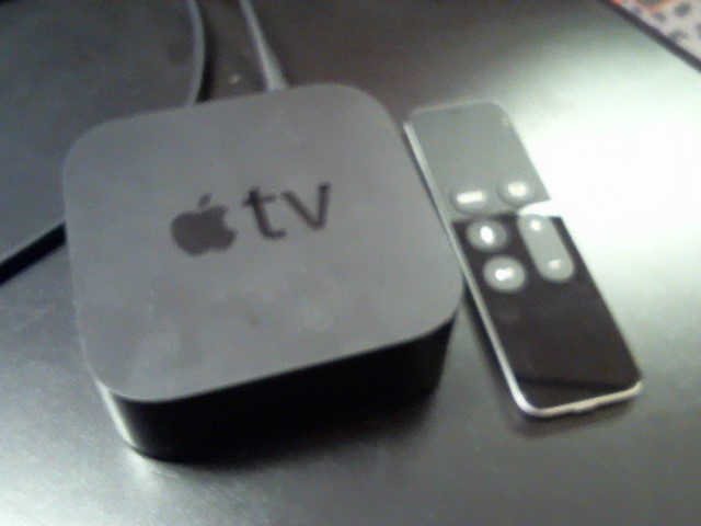 APPLE Computer Accessories TV A1625