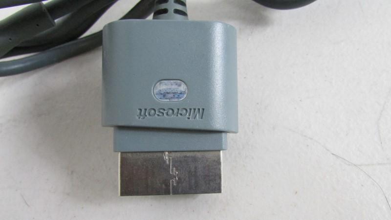 XBOX 360 AV CABLE