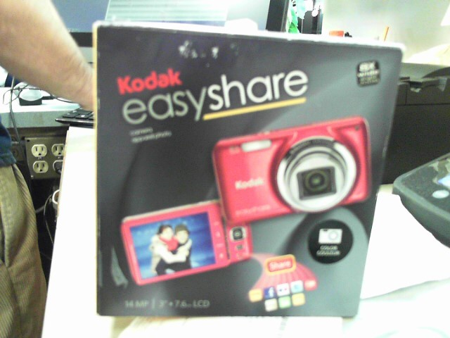 KODAK Digital Camera EASYSHARE M583