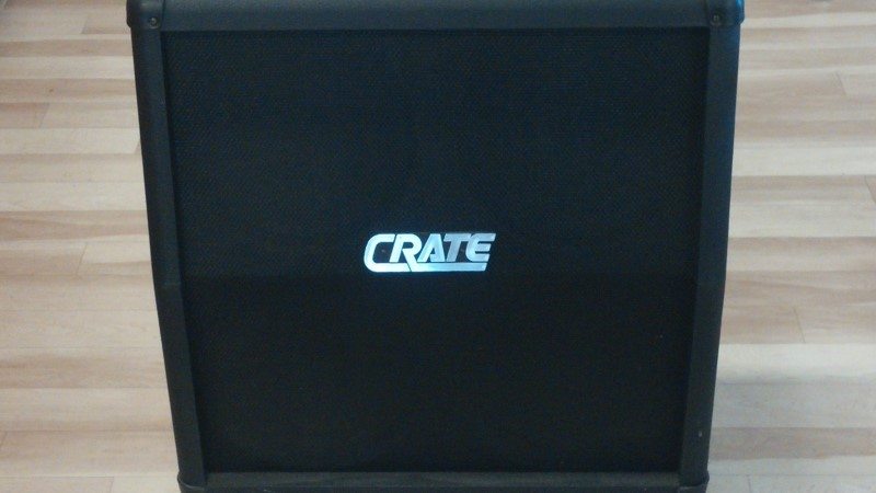 CRATE Electric Guitar Amp GS412XS