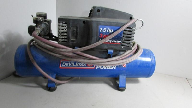DEVILBISS Air Compressor COMPRESSOR