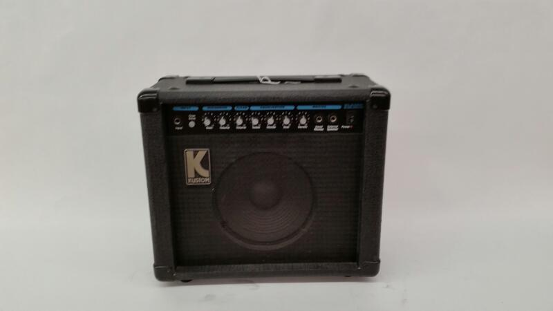 KUSTOM Amplifier KLA20R