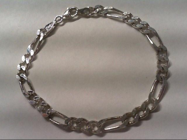 Silver Bracelet 925 Silver 8.7g