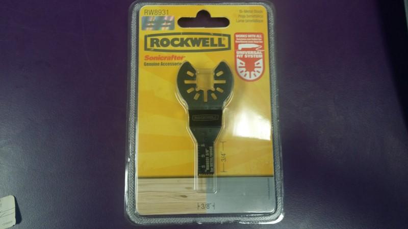 ROCKWELL Drill BITS/BLADES RW8931