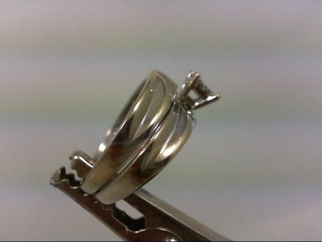 Lady's Diamond Wedding Set 12 Diamonds .24 Carat T.W. 14K White Gold 4.49g