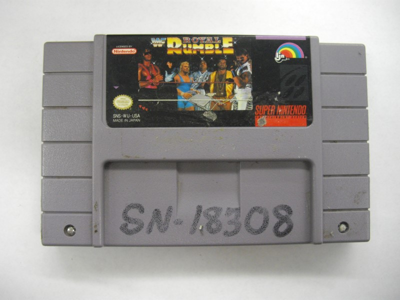 NINTENDO SNES Game ROYAL RUMBLE *CARTRIDGE ONLY*