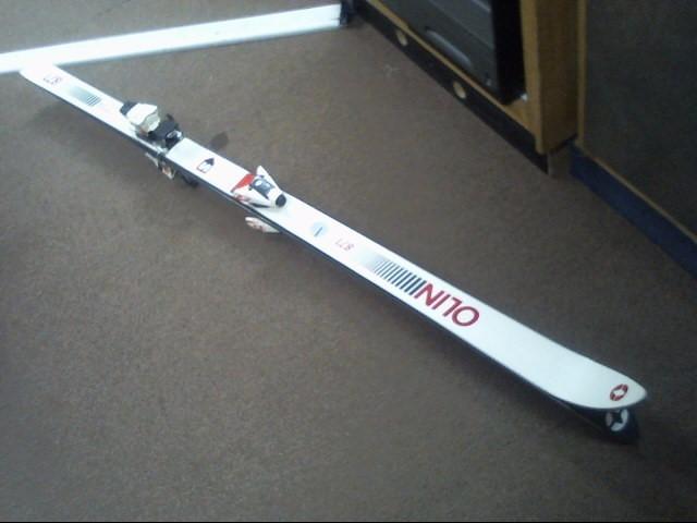 OLIN Snow Skis 871 PERFORMANCE SKIIS