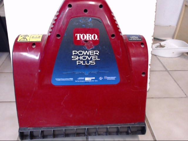 TORO Miscellaneous Lawn Tool POWER SHOVEL PLUS