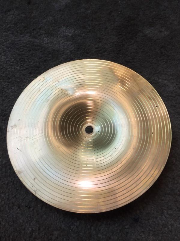 "CYMBAL X Cymbal 10"" SPLASH"