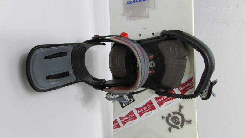 OS.Z SNOWBOARD WITH BINDINGS