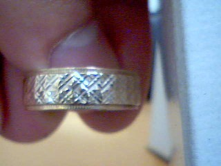 Lady's Gold Ring 10K Yellow Gold 1.79g