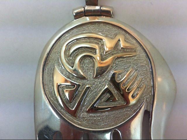 Silver Pendant 925 Silver 15.2g