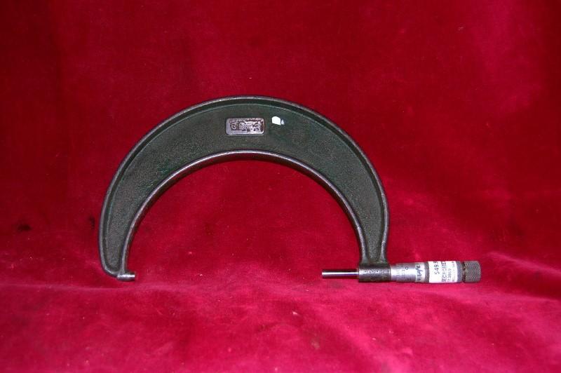 Micrometer SB-125BN