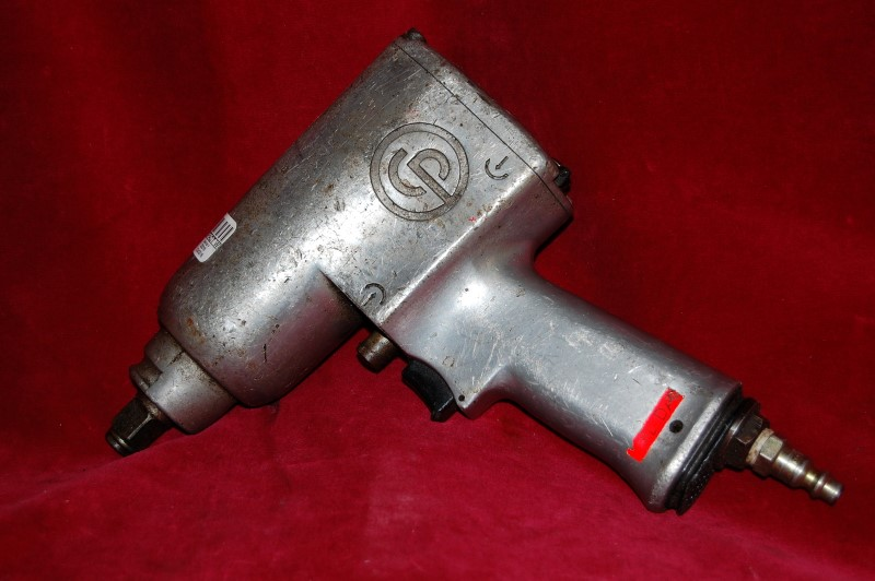 CHICAGO ELECTRIC Air Impact Wrench CP734H