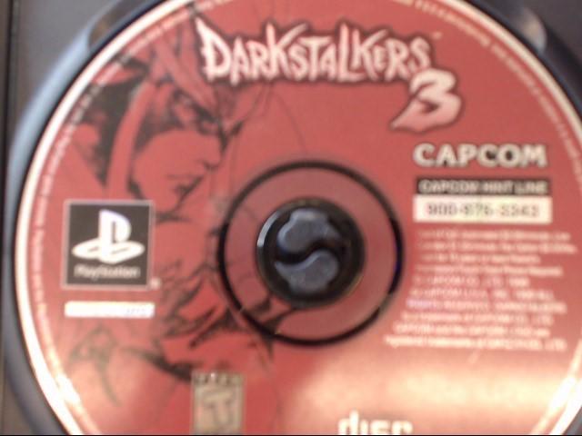 SONY PS1 - DARKSTALKERS 3