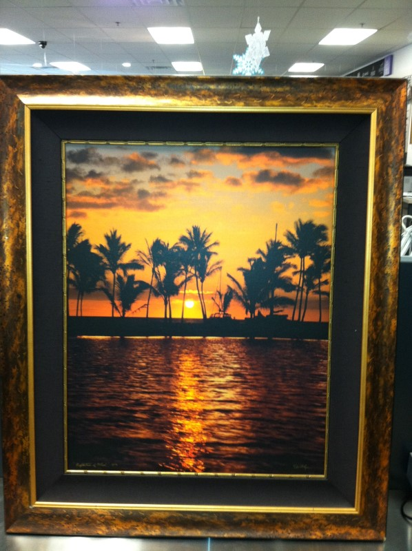 HAWAII REFLECTIONS OF MAUI PAINTING