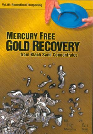 JOBE 6147; MERCURY FREE GOLD RECOVERY  DVD
