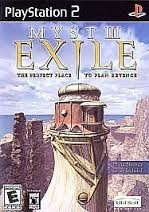 SONY Sony PlayStation 2 MYST 3 EXILE
