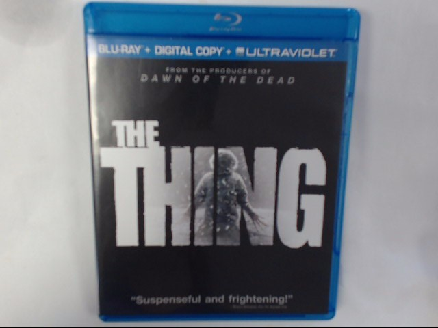 BLU-RAY MOVIE Blu-Ray THE THING