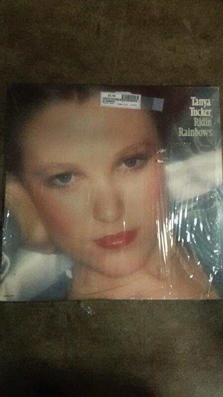 Tanya Tucker Ridin Rainbows Vinyl