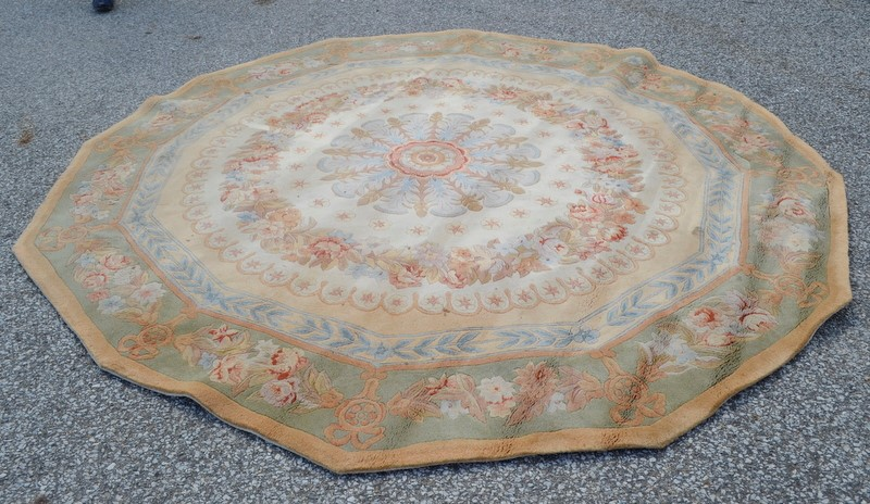 8'5'12SIDE HAND MADE PERSIAN RUG