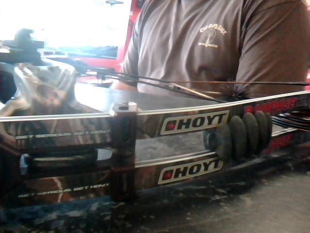 HOYT Archery Accessory RAMPAGE