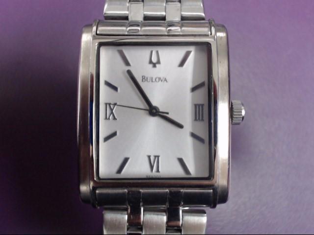 BULOVA Lady's Wristwatch C869722