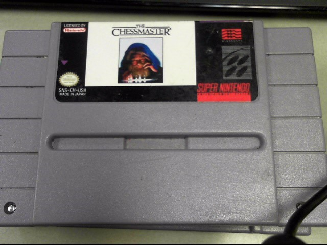 NINTENDO Vintage Game PREOWNED SUPER NINTENDO GAMES