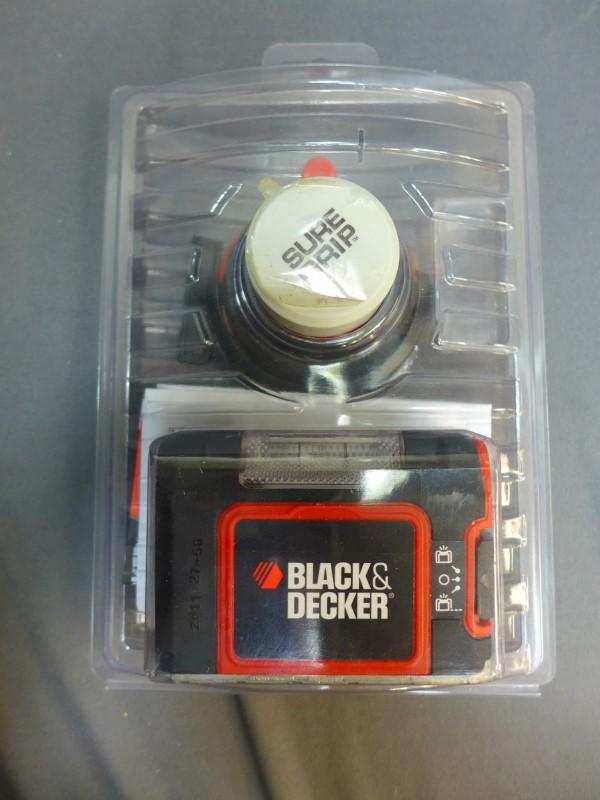 BLACK AND DECKER LASER LEVEL