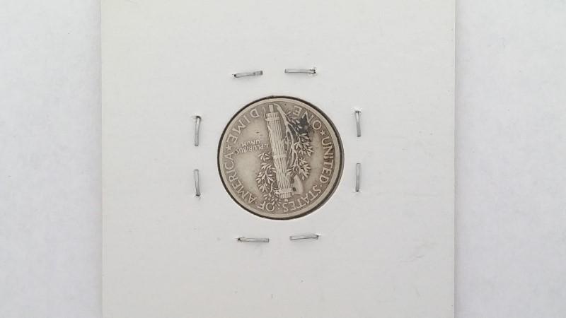 United States 1943 Mercury Dime