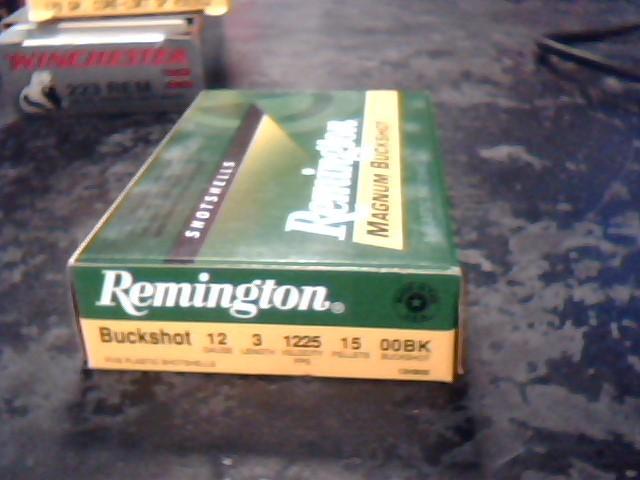 REMINGTON FIREARMS Ammunition 12HB00