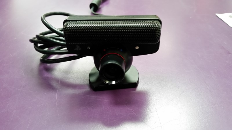 SONY PLAYSTATION-3 EYE CAMERA, MODEL #SLEH-00448, GOOD CONDITION