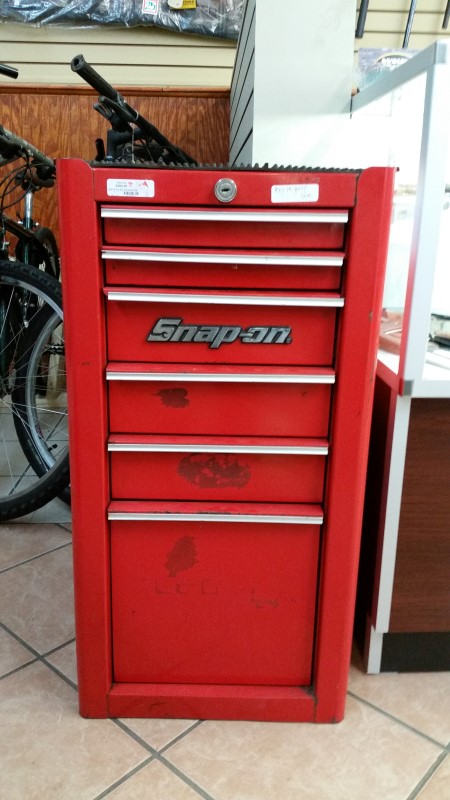 SNAP ON Tool Box NONE-GENERIC-SNAP-ON-TOOL BOX